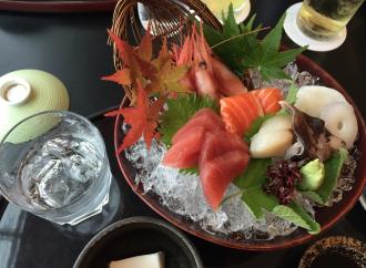 東京ビッグサイト至近の静かなレストランは 加賀屋・東京有明店(江東区有明)