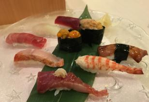 旅ゆけば 駿河の道に 寿司の味 寿司処おがさわら(静岡市清水区)