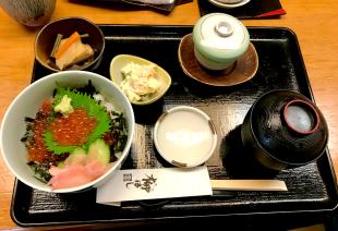 コスパ最強の寿司&いくら丼ランチをカウンターで食べれば偉くなった気分でーすよ 寿し処 柳ばし(ひたちなか市・佐和駅)