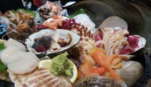 店名で選んだら、リアル貝だらけで驚いた!貝好きは新宿に集合せよ! 三是 貝だらけ(新宿区・新宿駅西口)