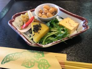 埼玉の秘境・東松山で美しい穴子ちらしをいただくのです 懐食茶屋 わさび(東松山市)