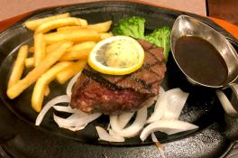 肉の万世総本山でステーキランチを楽しむぞ 肉の万世 本店(千代田区・秋葉原駅)